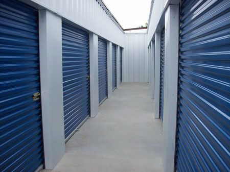 Overhead Self Storage Doors