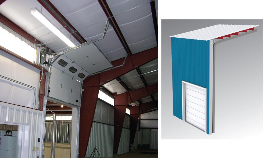 Overhead Door Lift Types for Overhead Door Tracks