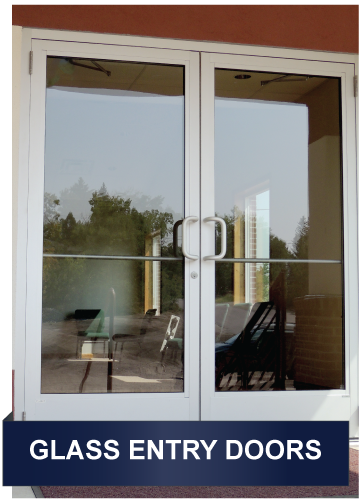 Glass Storefront Doors & Commercial Entry Doors Metal Building Doors and Walk Doors