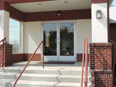 Commercial Glass Entry Doors & Commercial Entry Doors and Glass Storefront Door Options