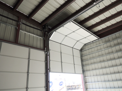 Highlift Overhead Door
