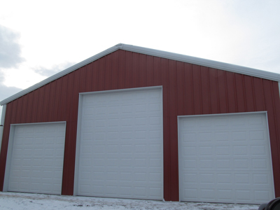 Options for commercial overhead doors and garage doors for Tall garage doors