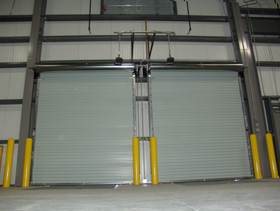 Steel Roll Up Doors
