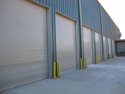 Coil Up Doors Coil Up Garage Doors Commercial Roll Up Door