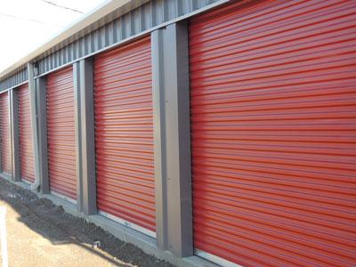 Janus Doors & Commercial Self Storage Doors and Mini Storage Roll Up Doors