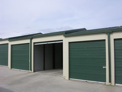 Commercial Storage Doors